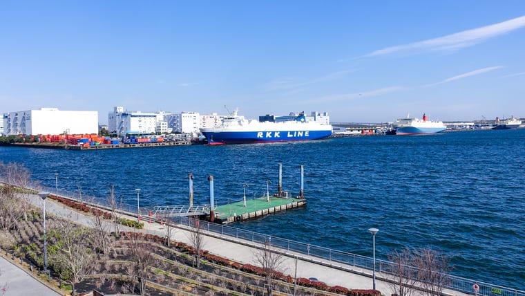 石垣島へ車両をフェリーで輸送して現地での生活を豊かに